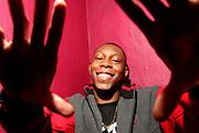 Dizzee Rascal, Backstage, Electric Ballroom, Camden, Bud Rising, 24/5/5, 2005