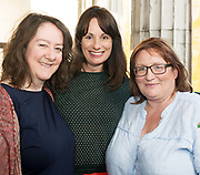 18/07/2018 repro free:  Helen Gregg, Noeline Kavanagh Macnas and Michelle Kavanagh   at the world premiere of Incantata by Paul Muldoon starring Stanley Townsend and directed by Sam Yates. Incantata is a Galway International Arts Festival and Jen Coppinger production and is now on at the Town Hall Theatre, Galway until Friday July 27as part of GIAF18. Incantata is a deeply moving rollercoaster ride of a show starring one of Ireland's leading actors.  Photo:Andrew Downes, XPOSURE