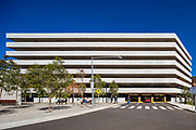 parramatta leagues club car park by HASSELL studio
