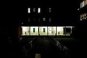 Milano, Italy, 2008, Viale Ortles. Dormitorio pubblico comunale.