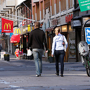 McDonald's in Stockholm, the capital of Sweden, built on 14 islands and the most populous city in Scandinavia.<br /> Jose More Photography