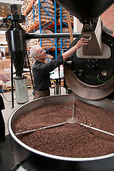 New Zealand, North Island, Wellington, Mojo Coffees headquarters and Roastery, Coffee Central.  Photo copyright Lee Foster. Photo #126572