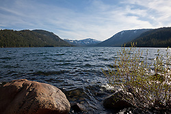 """""""Independence Lake, CA"""" - This scenic photograph was shot at Independence Lake, California."""