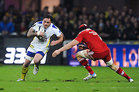 Zac GUILDFORD - 14.12.2014 - Clermont / Munster - European Champions Cup <br /> Photo : Jean Paul Thomas / Icon Sport