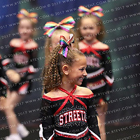 1050_Streetz Elite Cheer - Rainbows