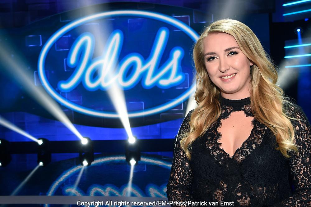 Halve finale van Idols 2017 <br /> <br /> op de foto:    Julia van Helvoirt