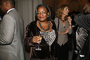 Diane Abbot, USA Today. Saatchi Gallery and The Royal academy of Arts. Piccadilly. London. 5 October 2006. -DO NOT ARCHIVE-© Copyright Photograph by Dafydd Jones 66 Stockwell Park Rd. London SW9 0DA Tel 020 7733 0108 www.dafjones.com