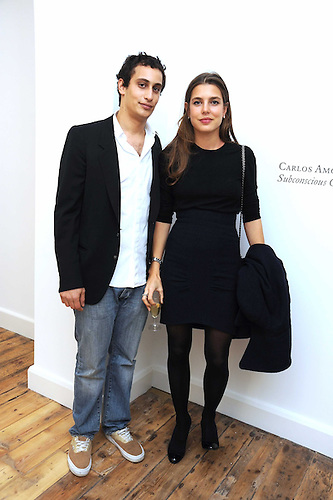 Love is in the air for young sweethearts Charlotte Casiraghi and Alex dellal gallery 20 hoxton square