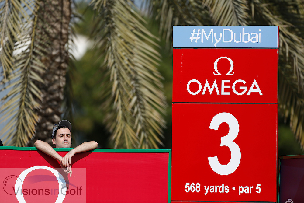 Omega Dubai Desert Classic, Emirates GC, UAE, January 2014<br /> Picture Credit:  Mark Newcombe / www.visionsingolf.com