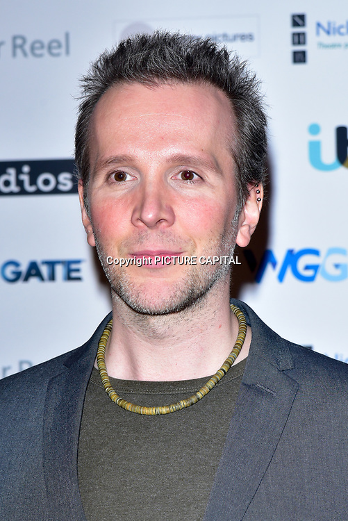 Matt Gibbs attends The Writers' Guild Awards at Royal College of Physicians on 15th January 2018.