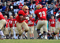 NCAA FCS: VMI football just avoids shutout in 34-7 loss to Coastal Carolina