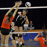 10.21.2010 Amherst vs North Olmsted Varsity Volleyball