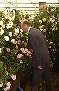 The Duke of Kent, Chelsea Flower show, 25 May 2004. ONE TIME USE ONLY - DO NOT ARCHIVE  © Copyright Photograph by Dafydd Jones 66 Stockwell Park Rd. London SW9 0DA Tel 020 7733 0108 www.dafjones.com