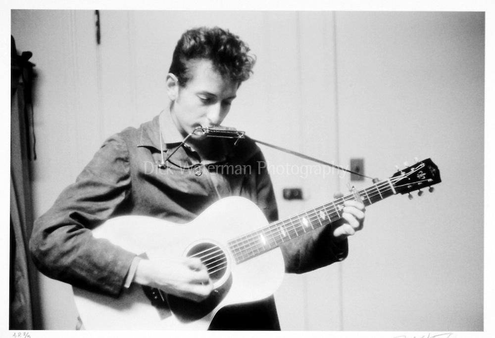 Bob Dylan, Jordan Hall 1964