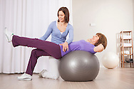 Women, Senior Adult, Physical Therapy, Support, Care,