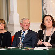 02.03.2017        <br /> Attending the Limerick City and County Councils Annual Tidy Towns Seminar 2017 at the Woodlands House Hotel Adare Co. Limerick were, Ann Goggin, Deputy Mayor Cllr. Noel Gleeson and Limerick City and County Council Environment Officer, Sinead McDonnell. Picture: Alan Place