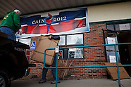 20111231 - Herman Cain's Iowa Field Office Closes