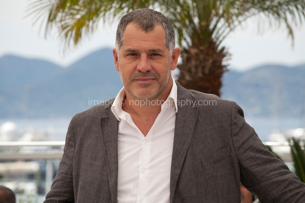 Director Luc Jacquet  at the Ice And The Sky - La Glace Et Le Ciel film photo call at the 68th Cannes Film Festival Saturday 23rd May 2015, Cannes, France.