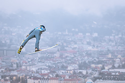 22.02.2019, Bergiselschanze, Innsbruck, AUT, FIS Weltmeisterschaften Ski Nordisch, Seefeld 2019, Skisprung, Herren, im Bild Andreas Wellinger (GER) // Andreas Wellinger of Germany during the men's Skijumping of FIS Nordic Ski World Championships 2019. Bergiselschanze in Innsbruck, Austria on 2019/02/22. EXPA Pictures © 2019, PhotoCredit: EXPA/ Dominik Angerer