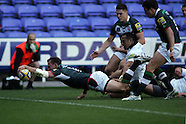 London Irish v Newcastle Falcons AP 13-04-14