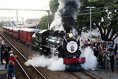 Wellington-Petone ANZAC remembered with Passchendaele locomotive
