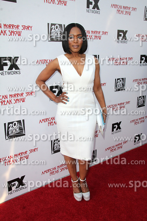 Angela Bassett, at the &quot;American Horror Story: Freak Show&quot; For Your Consideration Screening, Paramount Studios, Los Angeles, CA 06-11-15. EXPA Pictures &copy; 2015, PhotoCredit: EXPA/ Photoshot/ Martin Sloan<br /> <br /> *****ATTENTION - for AUT, SLO, CRO, SRB, BIH, MAZ only*****