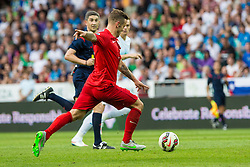 Jack Wilshere of England during the EURO 2016 Qualifier Group E match between Slovenia and England at SRC Stozice on June 14, 2015 in Ljubljana, Slovenia. Photo by Grega Valancic