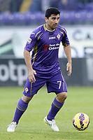 David Pizarro Fiorentina  <br /> Firenze 11-05-2014 Stadio Comunale Football Calcio Serie A Fiorentina - Palermo 4-3 foto Image Sport/Insidefoto