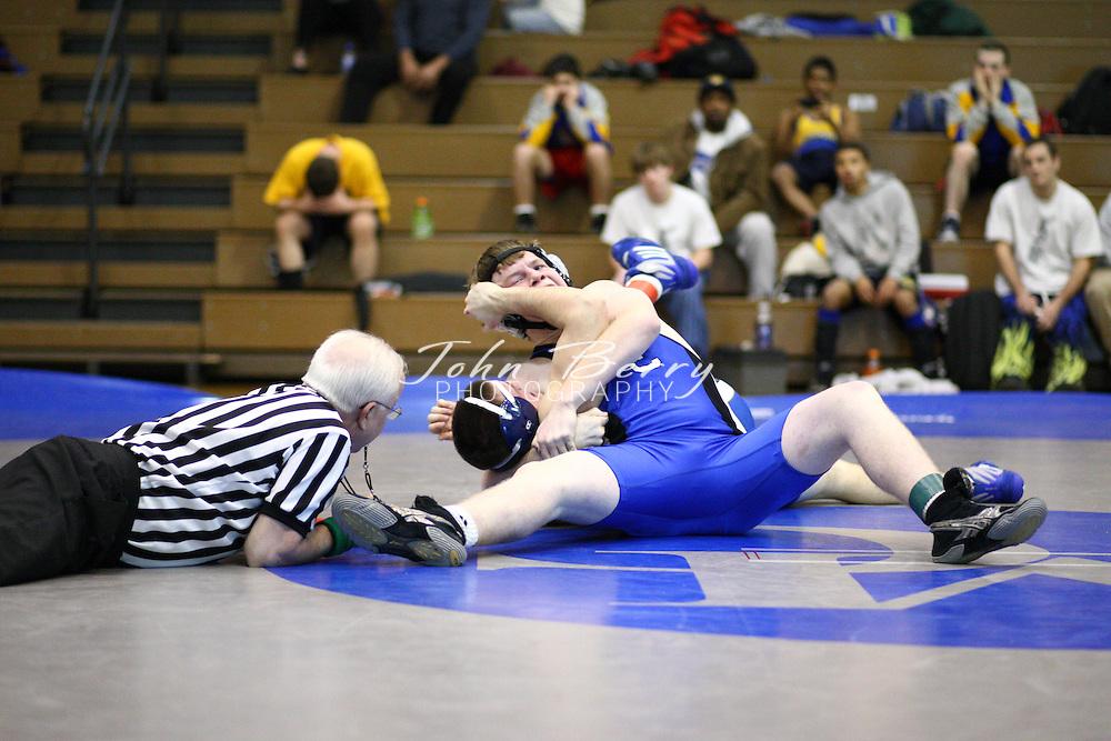 MCHS Wrestling.vs King George.Madison Duels.1/19/08