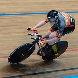 29-12-2019: Wielrennen: NK Baan: Alkmaar
