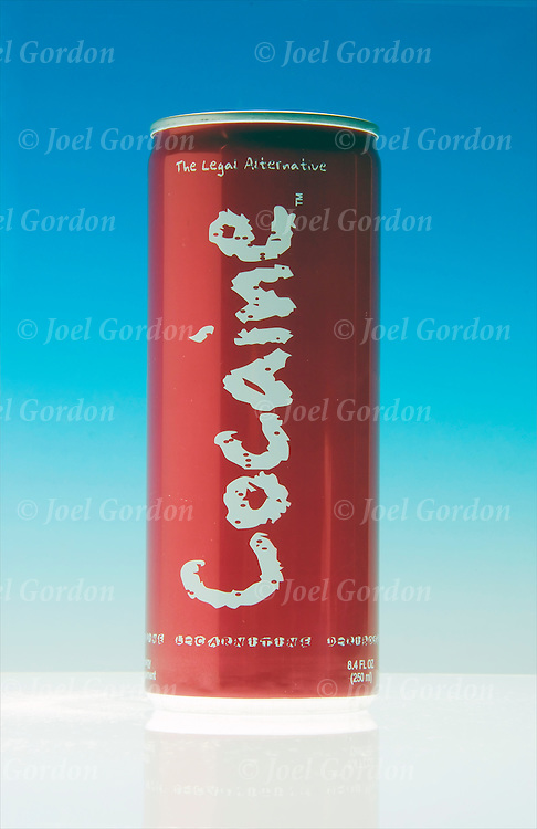 "Cocaine one of many carnitined energy drinks marketed as energy supplements in grocery stores high sygar and caffeiene. The controvery around this :  Claims that it contains a massive amount of ""energy"" send the wrong message to young people who may think the actual drug was OK to use..the name knowing it would generate controversy and free promotion. ""Cocaine is associated with energy and we're allowed to do this.""..Declaring side effects such as ""extreme amounts of energy"" and a warning to ""drink at your risk"" on its Web site, the carbonated drink's promoters imply that it can deliver ""euphoria"" without the risks associated with the deadly drug...The drink's Web site, www.drinkcocaine.com, has red and white graphics similar to those of Coca-Cola, and identifies a handful of stores under the icon ""dealers"" that sell the drink...Should stores stock a drink named 'Cocaine'?..I FIND THE DRINK REVOLTING. TOTALLY DISGUSTING. AND YOU KNOW WHERE THEY ARE GOING TO START SELLING IT. IN THE BLACK COMMUNITY...A double-shot of coffee may produce a bigger high than the new liquid ""cocaine"" and other so-called energy drinks loaded with sugar and caffeine, according to medical experts.."