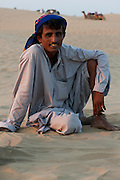 Camel Driver - Rajasthan Jaisalmer India 2011