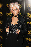 LONDON - May 29: Amelia Lily at the Lipsy VIP Fashion Awards 2013 (Photo by Brett D. Cove)