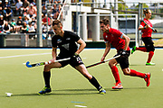 Dylan Thomas of the Black Sticks at the final game of the Black Sticks v Canada Test Matches 21 October 2018. Copyright photo: Alisha Lovrich / www.photosport.nz