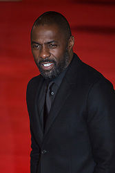 © licensed to London News Pictures. London, UK 05/12/2012. Idris Elba attending World Premiere of Les Miserables in Leicester Square, London. Photo credit: Tolga Akmen/LNP