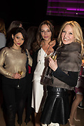 SARAH-JANE PESTANA; FIONA DAVIDOFF; RENEE BENATAR, Bonhams host a private view for their  forthcoming auction: Jackie Collins- A Life in Chapters' Bonhams, New Bond St.  3 May 2017.