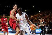 DESCRIZIONE : Equipe de France Homme Preparation Euro Lituanie France Belgique a Lievin<br /> GIOCATORE : Pietrus Florent<br /> SQUADRA : France Homme <br /> EVENTO : Preparation Euro Lituanie<br /> GARA : France France Belgique<br /> DATA : 27/08/2011<br /> CATEGORIA : Basketball France Homme<br /> SPORT : Basketball<br /> AUTORE : JF Molliere FFBB<br /> Galleria : France Basket 2010-2011 Action<br /> Fotonotizia : Equipe de France Homme Preparation Euro Lituanie France  France Belgique a Lievin<br /> Predefinita :