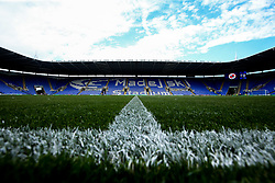 A general view of The Madejski Stadium, home of Reading - Mandatory by-line: Robbie Stephenson/JMP - 03/08/2018 - FOOTBALL - Madejski Stadium - Reading, England - Reading v Derby County - Sky Bet Championship