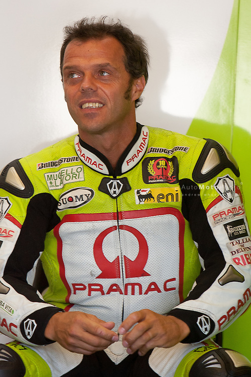 2011 MotoGP World Championship, Round 12, Indianapolis, USA, 28 August 2011, Loris Capirossi