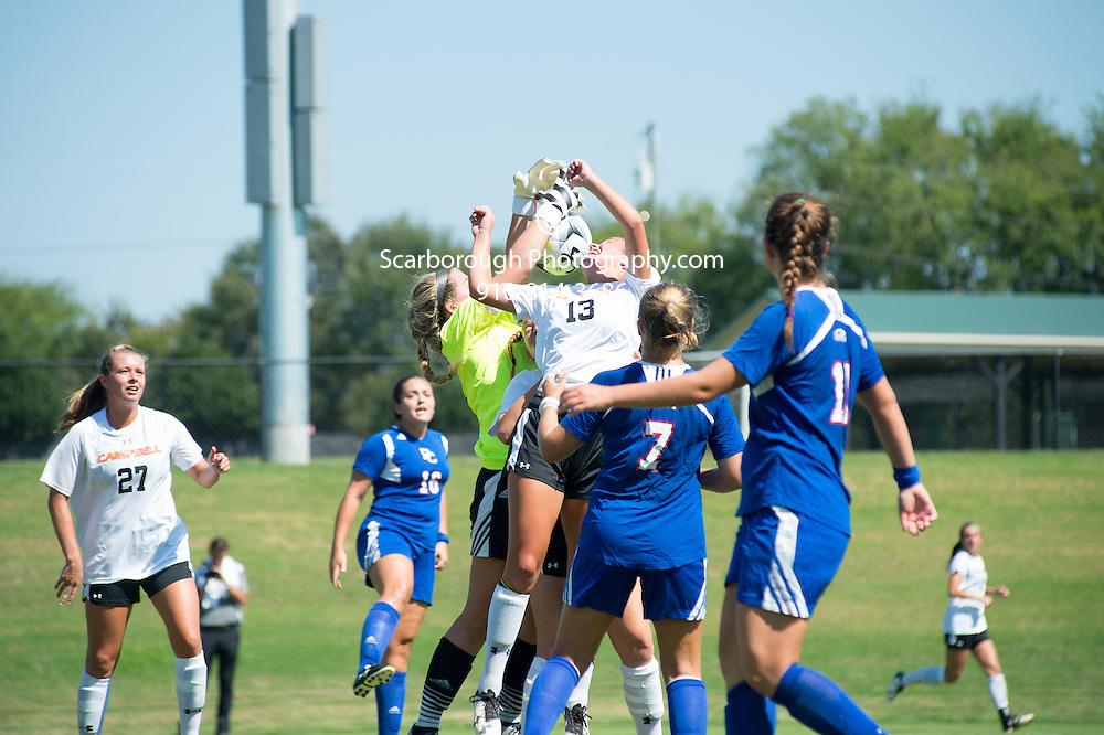 2016 Campbell University Women Soccer vs Presbyterian