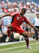 16 June 2007: Canada's Patrice Bernier. The Canada Men's National team defeated the Guatemala Men's National Team 3-0 at Gillette Stadium in Foxboro, Massachusetts in a 2007 CONCACAF Gold Cup quarterfinal.