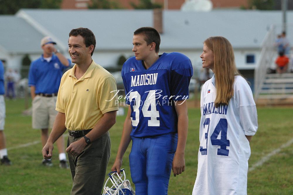 MCHS Varsity Football..vs Waynesboro..September 6, 2002