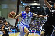 DESCRIZIONE : Sassari Lega A 2012-13 Dinamo Sassari Virtus Bologna<br /> GIOCATORE : Travis Diener<br /> CATEGORIA : Passaggio<br /> SQUADRA : Dinamo Sassari<br /> EVENTO : Campionato Lega A 2012-2013 <br /> GARA : Dinamo Sassari Virtus Bologna<br /> DATA : 30/12/2012<br /> SPORT : Pallacanestro <br /> AUTORE : Agenzia Ciamillo-Castoria/M.Turrini<br /> Galleria : Lega Basket A 2012-2013  <br /> Fotonotizia : Sassari Lega A 2012-13 Dinamo Sassari Virtus Bologna<br /> Predefinita :