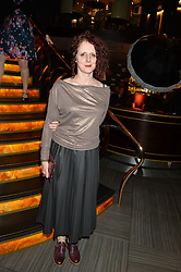 MAGGIE O'FARRELL at the 2014 Costa Book of The Year Awards held at Quaglino's, Bury Street, London on 27th January 2015.  The winner of the Book of The Year was Helen Macdonald for her book H is for Hawk.