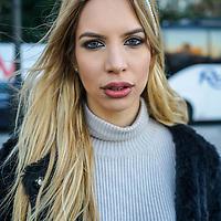 Italy Model Mia Beghetto