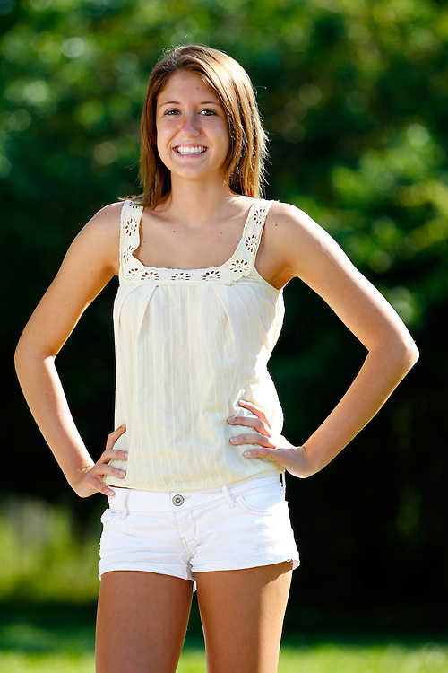 Senior photos of Kayla Chasney, River Ridge Class of 2011, by Mike Carlson Photography.