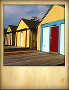 Ocean Grove N.J.cabins in strong sunlight cellphone photography,Iphone pictures,smartphone pictures