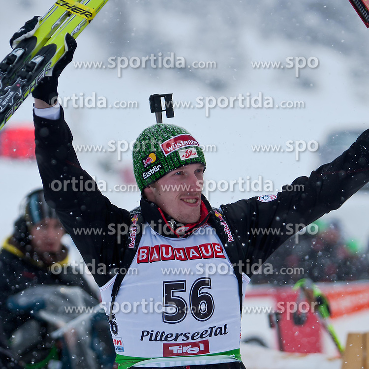 10.12.2010, Biathlonzentrum, Hochfilzen, AUT, IBU Biathlon Worldcup, Hochfilzen, Sprint Men, im Bild # 56, LANDERTINGER Dominik, AUT // during the E.ON IBU Biathlon Worldcup 2010 in Hochfilzen, EXPA Pictures © 2010, PhotoCredit: EXPA/ J. Feichter