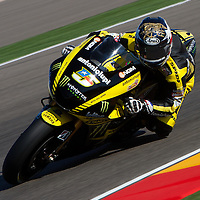 2011 MotoGP World Championship, Round 14, Motorland Aragon, Spain, 18 September 2011, Colin Edwards