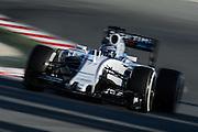 February 26-28, 2015: Formula 1 Pre-season testing Barcelona : Valtteri Bottas (FIN), Williams Martini Racing